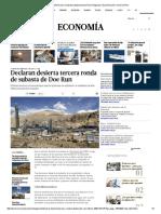 14Declaran Desierta Tercera Ronda de Subasta de Doe Run _ Negocios _ Economía _ El Comercio Peru