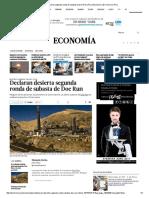 13Declaran Desierta Segunda Ronda de Subasta de Doe Run _ Peru _ Economía _ El Comercio Peru