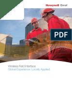 Wireless Field Interface Brochure