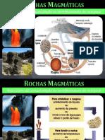 Rochas Magmaticas