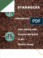 Starbucks VDEF