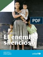 Desnutricion Cronica El Enemigo Silencioso
