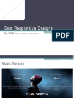 Responsive Sample Web