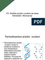 Curs 5 Microarray