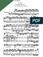 BWV51 - Jauchzet Gott in allen Landen!