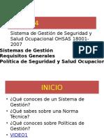 Sistemas de Gestión de Seguridad y Salud Ocupacional_OHSAS 18001_2007