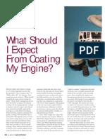 Engine Coating