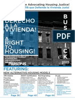 A Right To Housing -  Design and Urban Ecologies  #MustSeeDocs #Intro48
