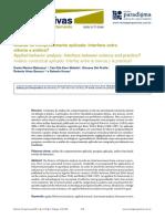Análise do comportamento aplicada Interface entre ciência e prática.pdf