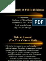 Psc720-Comparative Politics 005 Political Culture