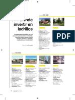 ¿Dónde invertir en real estate 2017?