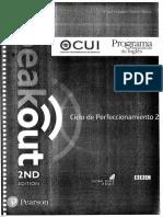 Speak Out 2nd edition - CUI Curso de Perfeccionamiento 2