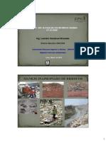 01. Estado Del Arte de La Gestión y Manejo de Residuos en El Perú