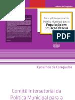 Cadernos Colegiados Comite Pop Rua