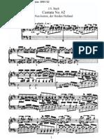 BWV62 - Nun komm, der Heiden Heiland  [II]