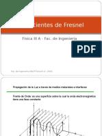 Coeficientes de Fresnel