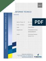 Informe Revision Parihuelas