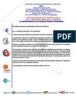 ¡Atención Afiliados a La ANEP! Comisión Electoral Informa