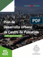 Plan de Desarrollo Urbano de Centro de Población