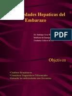 Hepatopatia Del Embarazo Presentacion