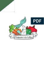 Logo Antipastos a La Mesa