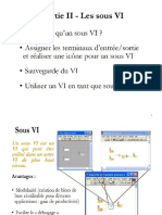 Cours LabVIEW Partie II