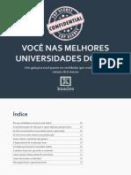 Guia - Você Nas Melhores Universidades Do País