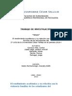 Rendimiento academico y violencia familiar.doc