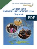 UNCTAD Kurzbericht 2016 Final