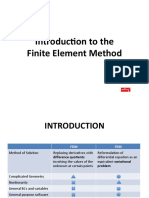 08. Introduction to the Finite Element Method