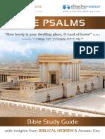 Psalms Study Guide-En