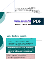 Peran Imunisasi Dalam Pen.morbiditas