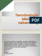 Terminología Básica de Networking