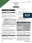 Hizon Notes - Social Legislation