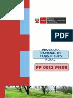 3. Programa Presupuestal 0083 Pnsr - Copia