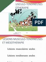 Lesions Musc Tend Calvi