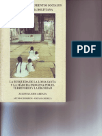 Milenarismo y Movimientos Sociales en La