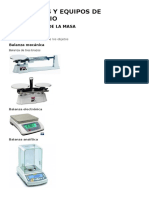 Materiales y Equipos de Laboratorio