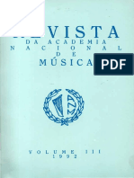 04 - Revista Da Academia Nacional de Musica - Volume III