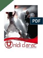 Nidi d'Arac Media