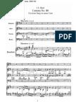 BWV80 - Ein' feste Burg ist unser Gott