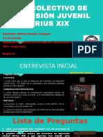 Pso Colectivo de Expresión Juvenil Kirius XIX
