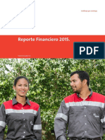 Report e Financier o 2015