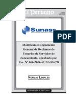 Res.08 2007 CD Modificacion Calidad