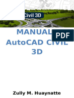 Manual Civil3d