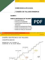 Clase 4 Diseño Taludes