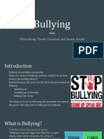 bullying presentation