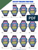 what time is it pink digital clock worksheet.pdf