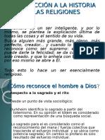 TEMA 3 Historia de Las Religiones 5to Sec 25-04-2014
