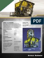 5. Technical Specs ROVs